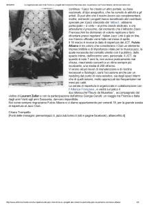 La riapertura del Jazz Club Torino e i ...con Fulvio Albano _ artinmovimento.com 2
