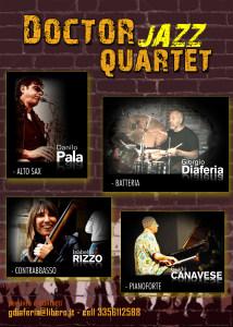 doctor jazz quartet - info